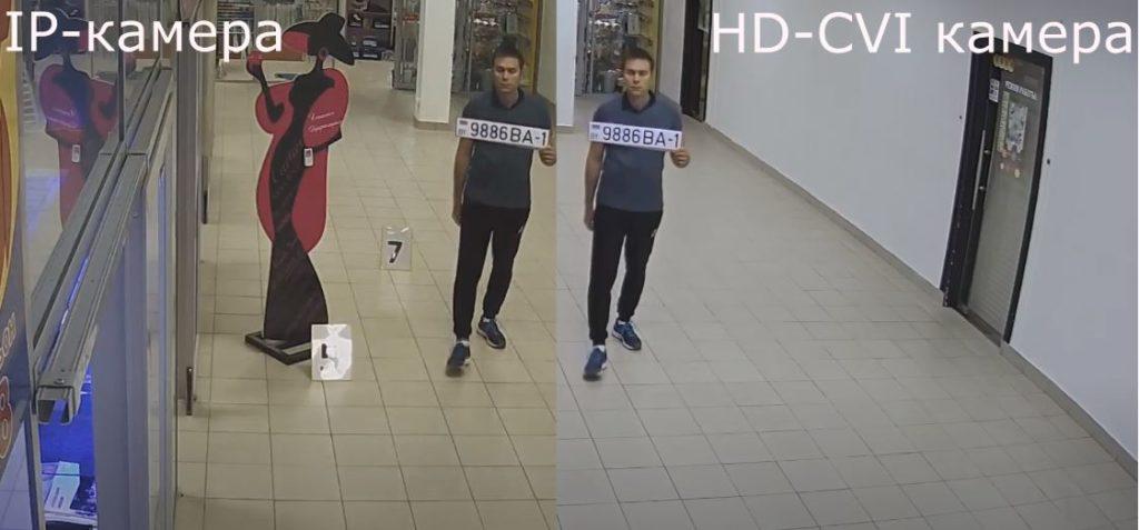 разница между IP камерами и AHD